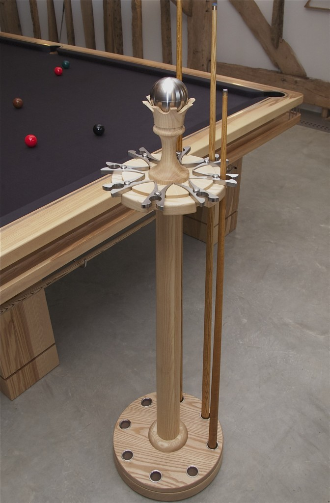 Snooker Cue Stand