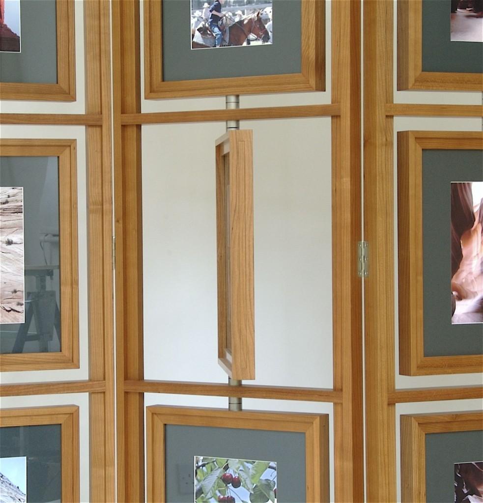 Room Divider Detail