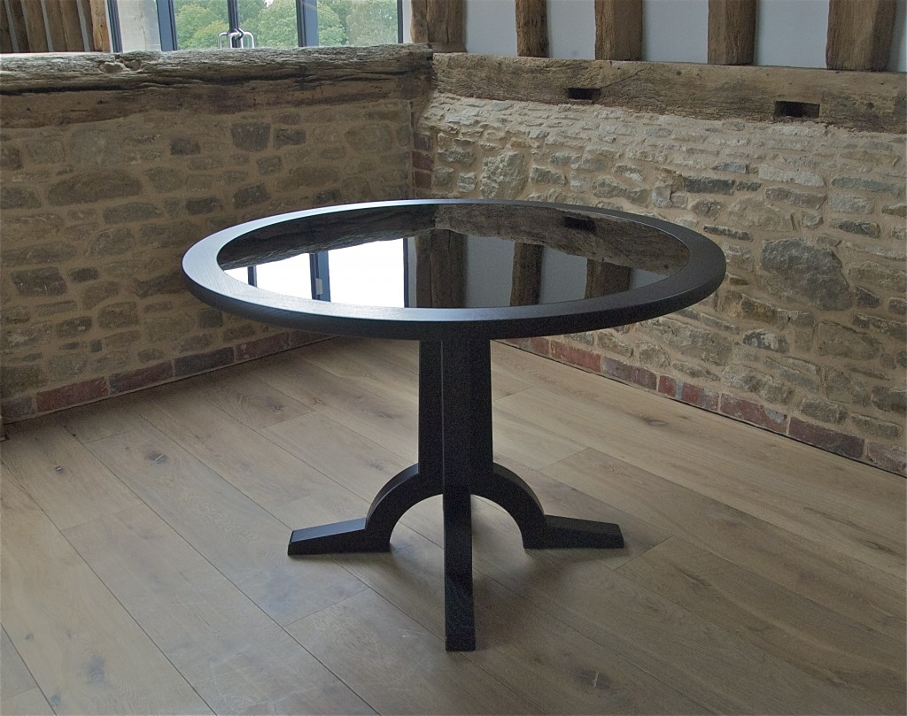 Circular Table Glass Top